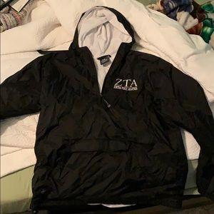Charles River ZTA Rain jacket